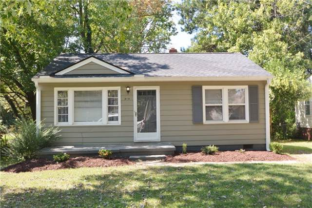 909 Turrentine Street, Burlington, NC 27215 (MLS #105497) :: Nanette & Co.