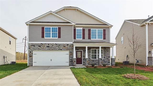 669 Affirmed Drive, Whitsett, NC 27377 (MLS #105507) :: Nanette & Co.