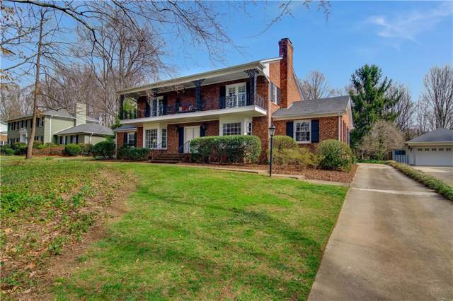 1106 Hobbs Road, Greensboro, NC 27410 (MLS #105511) :: Nanette & Co.