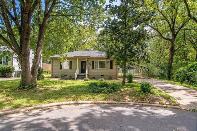 1600 Roseland Street, Greensboro, NC 27408 (MLS #105513) :: Nanette & Co.