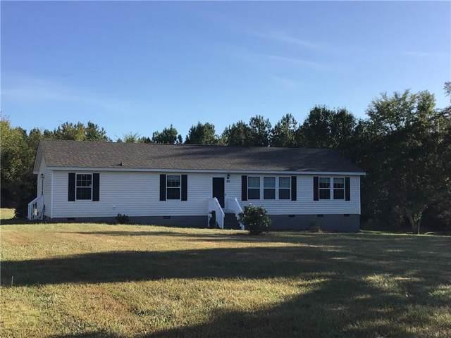 907 George Roberson Lane, Graham, NC 27253 (MLS #105525) :: Nanette & Co.