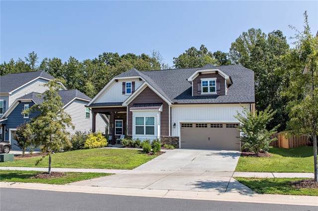 523 Botan Way, Hillsborough, NC 27278 (MLS #105540) :: Nanette & Co.