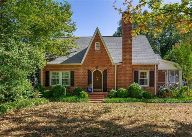704 Church Street, Gibsonville, NC 27249 (MLS #105541) :: Nanette & Co.