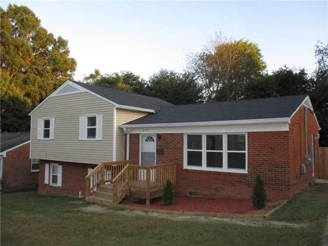 207 Eastway Lane, Graham, NC 27253 (MLS #105546) :: Nanette & Co.