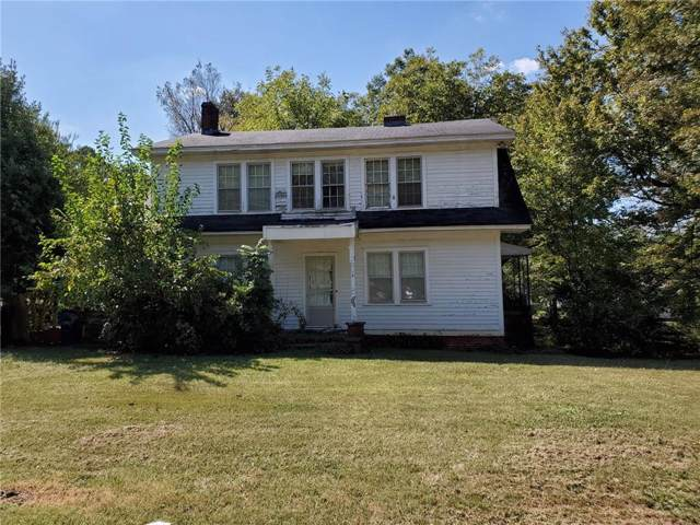 521 Church Street, Gibsonville, NC 27249 (MLS #105551) :: Nanette & Co.