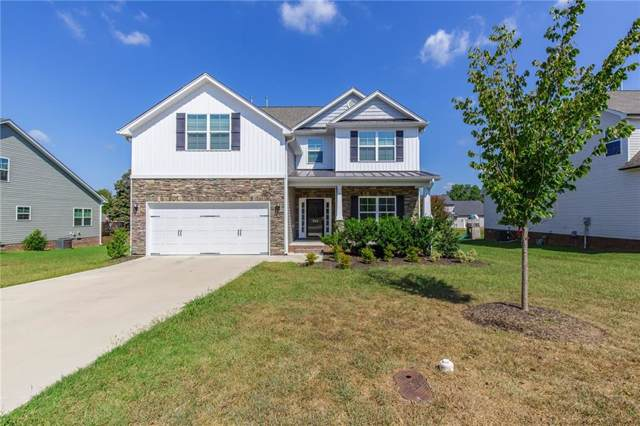 599 Grandview Drive, Graham, NC 27253 (MLS #105605) :: Elevation Realty