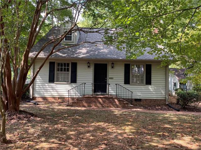 3 Willow Oak Street, Elon, NC 27244 (MLS #105667) :: Elevation Realty