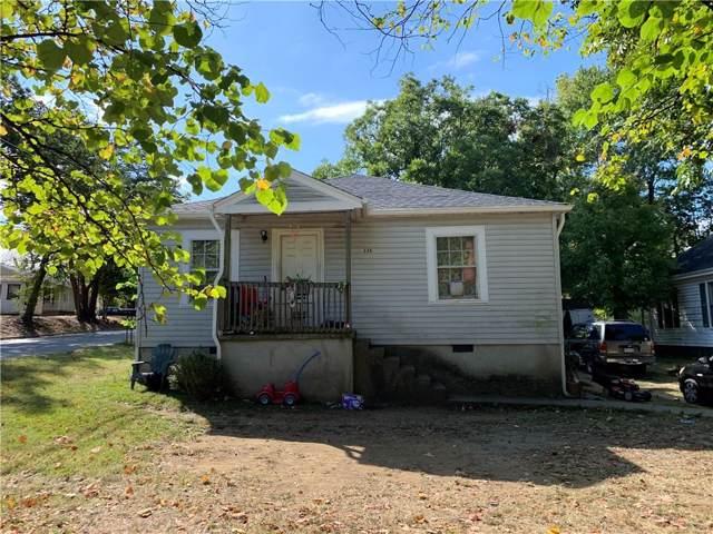 335 Albright Avenue, Graham, NC 27253 (MLS #105754) :: Nanette & Co.
