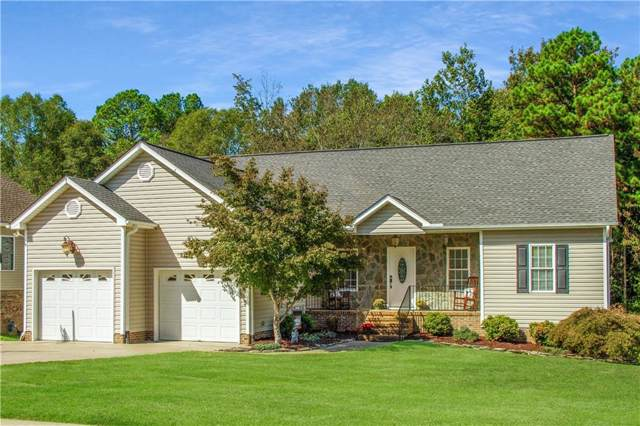 500 Old Farm Road, Graham, NC 27253 (MLS #105795) :: Elevation Realty