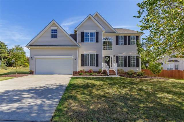 1309 Princeton Drive, Elon, NC 27244 (MLS #105817) :: Nanette & Co.