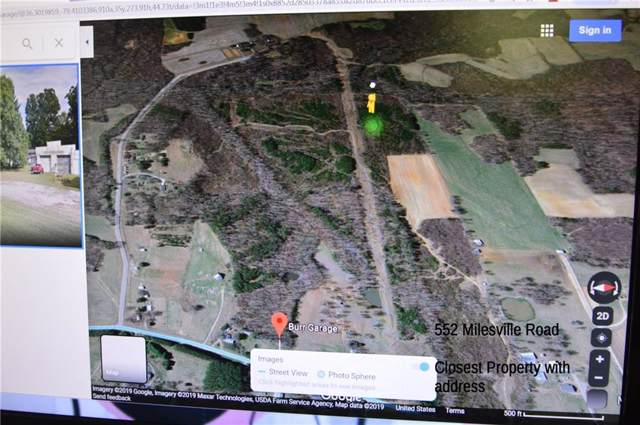 00 Milesville Road, Elon, NC 27244 (MLS #105824) :: Nanette & Co.