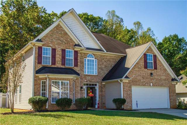 810 Croftwood Drive, Gibsonville, NC 27249 (MLS #105831) :: Nanette & Co.