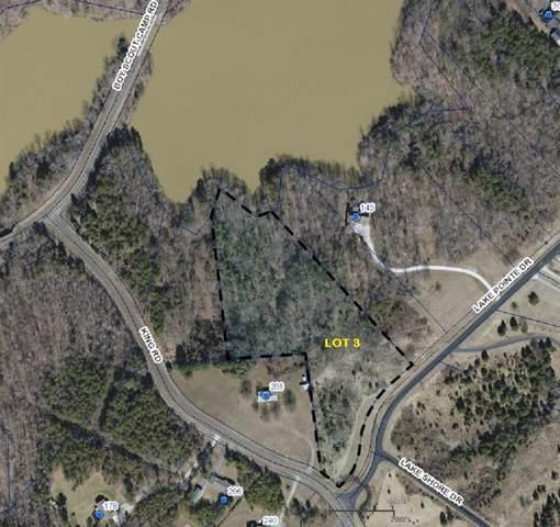 Lot 3 Lake Pointe Drive, Yanceyville, NC 27379 (MLS #105839) :: Nanette & Co.