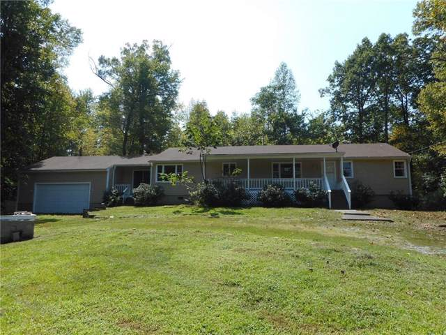 6201 Wild Horse Canyon Road, Snow Camp, NC 27349 (MLS #105875) :: Nanette & Co.