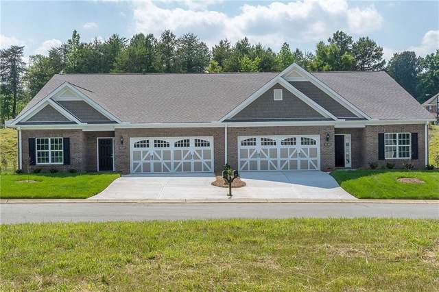 752 Haven Loop #44, Graham, NC 27253 (MLS #105880) :: Nanette & Co.