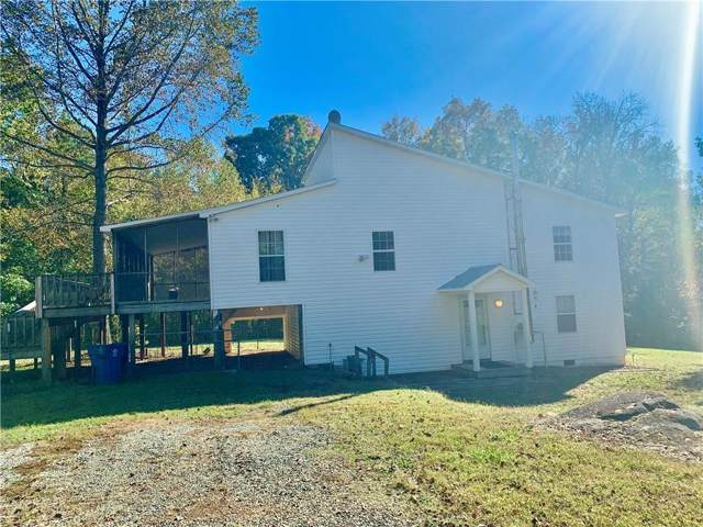 1734 N 87 Highway N, Elon, NC 27244 (MLS #105887) :: Nanette & Co.