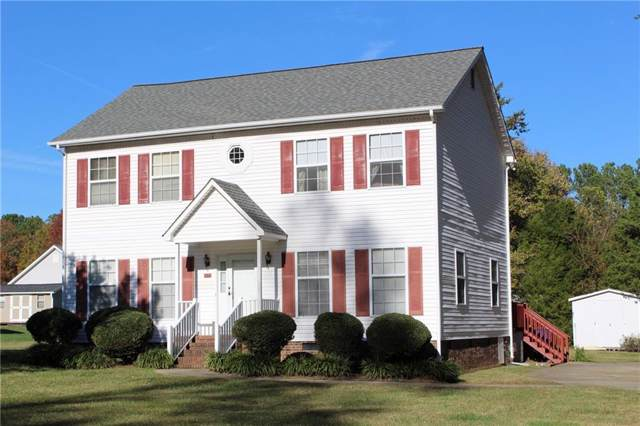 299 Woodland Drive, Elon, NC 27244 (MLS #105912) :: Nanette & Co.