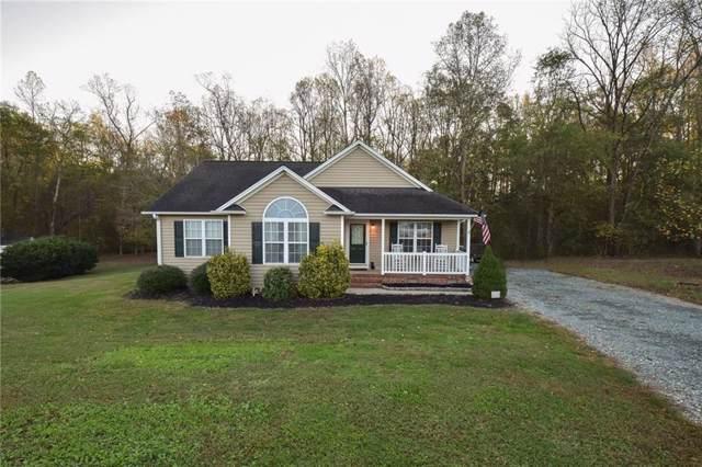 1379 Deercroft Court, Graham, NC 27253 (MLS #105962) :: Elevation Realty