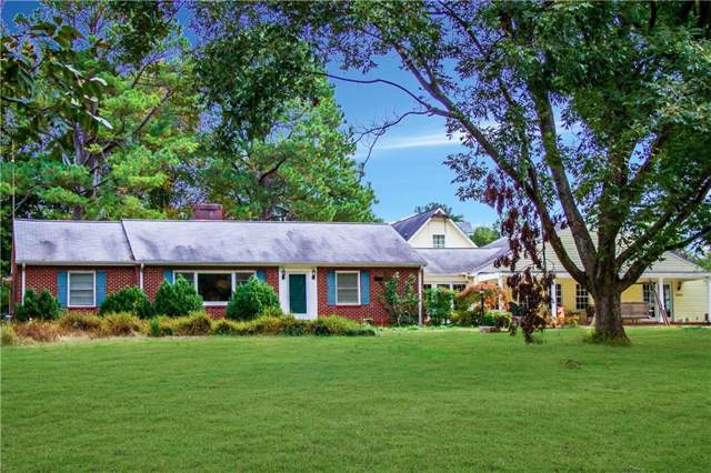 3202 Oakbury Road, Burlington, NC 27215 (MLS #105965) :: Nanette & Co.