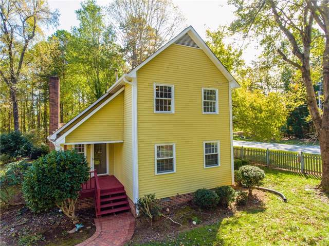 2 White Oak, Elon, NC 27244 (MLS #105969) :: Nanette & Co.