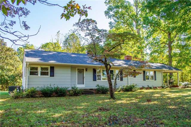 140 Painter Lakes Road, Gibsonville, NC 27249 (MLS #106035) :: Nanette & Co.