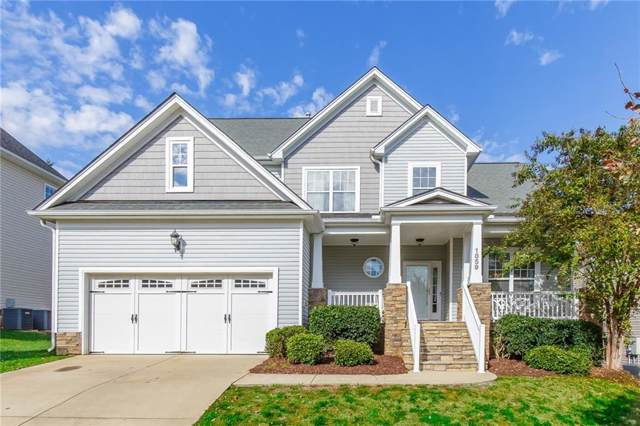 1859 Dunbar Place, Burlington, NC 27215 (MLS #106039) :: Nanette & Co.
