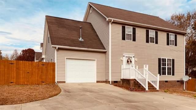 115 Hoskins Circle, Burlington, NC 27215 (MLS #106048) :: Nanette & Co.