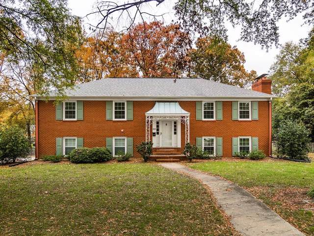 3009 Berwick Drive, Burlington, NC 27215 (MLS #106050) :: Nanette & Co.