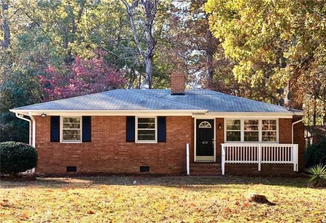415 Penry Road, Greensboro, NC 27405 (MLS #106079) :: Nanette & Co.