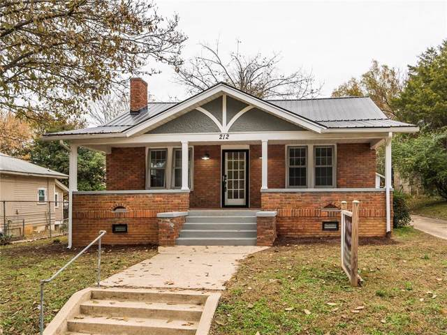 212 E Fifth Street, Burlington, NC 27215 (MLS #106106) :: Nanette & Co.
