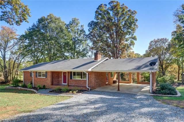 401 Farmington Drive, Reidsville, NC 27320 (MLS #106110) :: Nanette & Co.