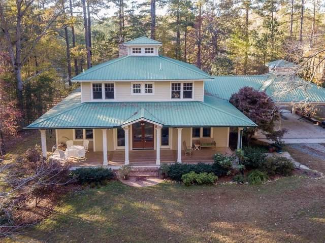 1212 Old Lystra Road, Chapel Hill, NC 27517 (MLS #106118) :: Nanette & Co.