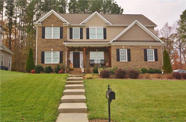 101 Archway Court, Elon, NC 27244 (MLS #106126) :: Elevation Realty