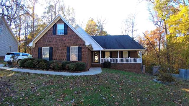 701 Trails End Drive, Graham, NC 27253 (MLS #106142) :: Elevation Realty