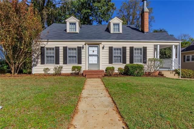 115 Carolina Avenue, Burlington, NC 27215 (MLS #106175) :: Nanette & Co.