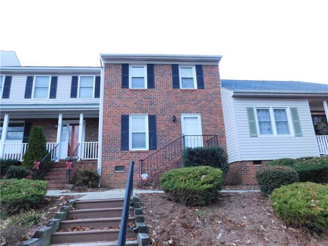 2202 Huntington Road D-5, Burlington, NC 27215 (MLS #106210) :: Elevation Realty