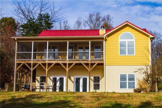 714 Solomon Road, Leasburg, NC 27291 (MLS #106214) :: Nanette & Co.