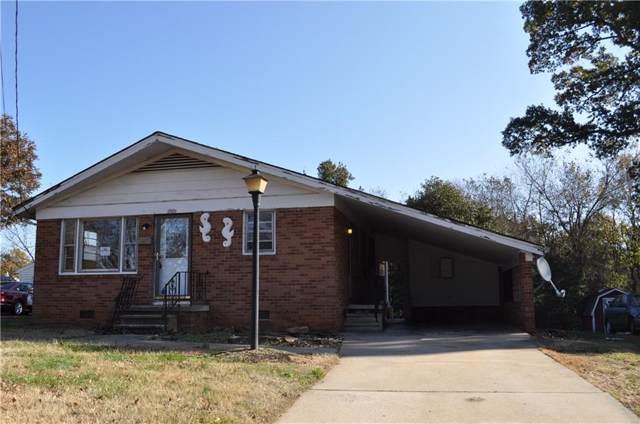 2120 Belmont Street, Burlington, NC 27215 (MLS #106239) :: Elevation Realty