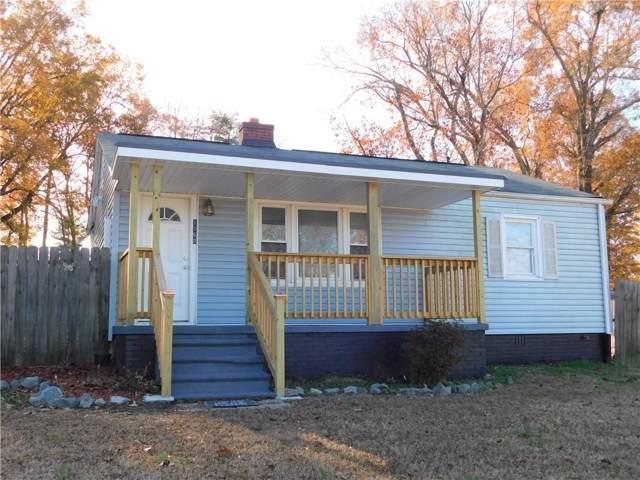 1160 Riverview Drive, Burlington, NC 27217 (MLS #106243) :: Nanette & Co.