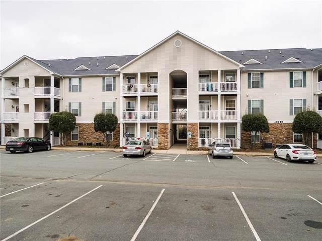 3010 Winston Drive #66, Burlington, NC 27215 (MLS #106272) :: Nanette & Co.
