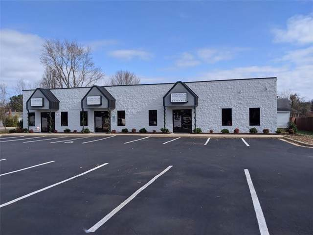 1204 S Main Street, Graham, NC 27253 (MLS #106274) :: Nanette & Co.