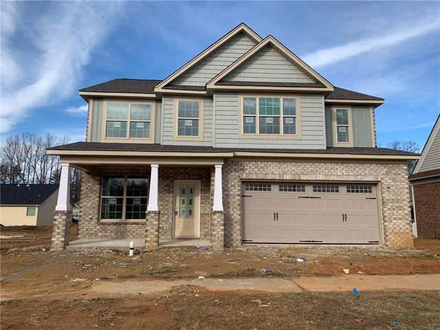 1305 Stone Gables Drive Lot 54, Elon, NC 27244 (MLS #106294) :: Nanette & Co.