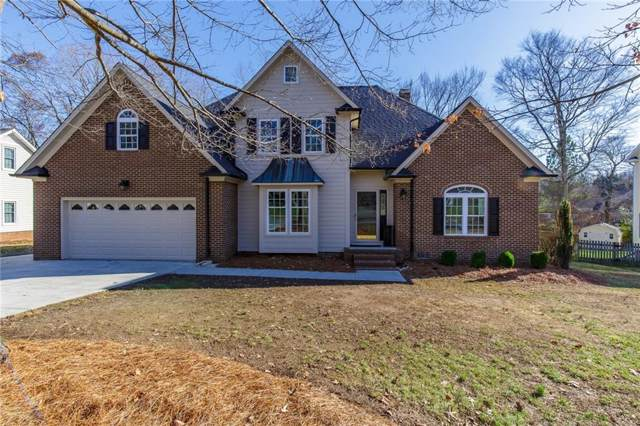 606 Brookfield Drive, Gibsonville, NC 27249 (MLS #106295) :: Nanette & Co.