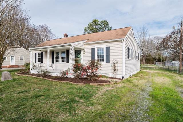 125 Thompson Road, Graham, NC 27253 (MLS #106547) :: Elevation Realty