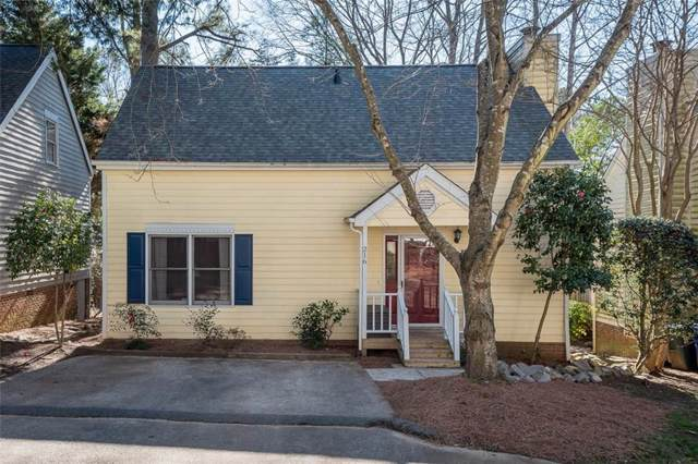 216 Westbrook Drive, Carrboro, NC 27510 (MLS #106567) :: Nanette & Co.