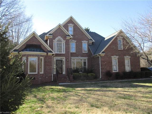 5300 Graycliff Drive, Greensboro, NC 27406 (MLS #106571) :: Nanette & Co.