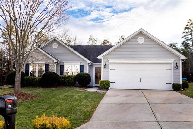 1152 Maple Ridge Drive, Burlington, NC 27217 (MLS #106608) :: Nanette & Co.