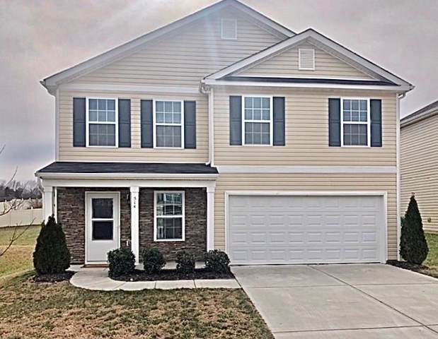 514 Salem Springs Drive, Winston Salem, NC 27107 (MLS #106646) :: Nanette & Co.