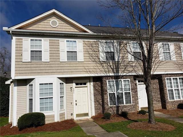 551 Goldstaff Lane, Charlotte, NC 28273 (MLS #106652) :: Nanette & Co.