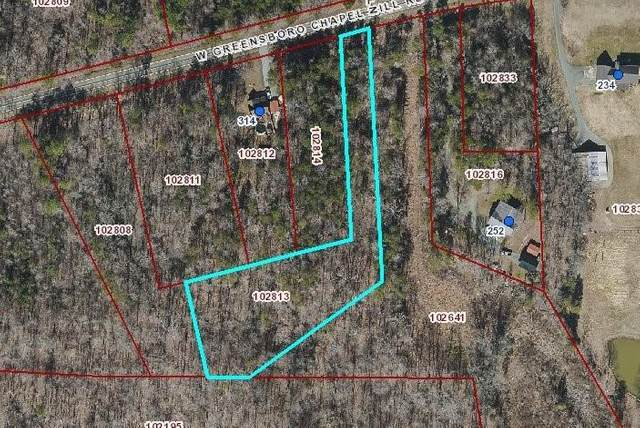0 W Greensboro Chapel Hill Rd Road Lot 3, Snow Camp, NC 27349 (#106764) :: The Jim Allen Group